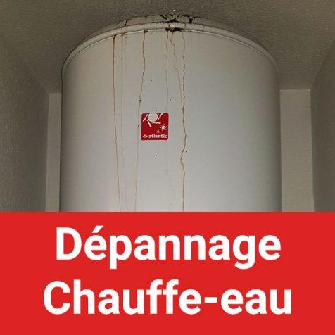 depannage chauffe-eau givors