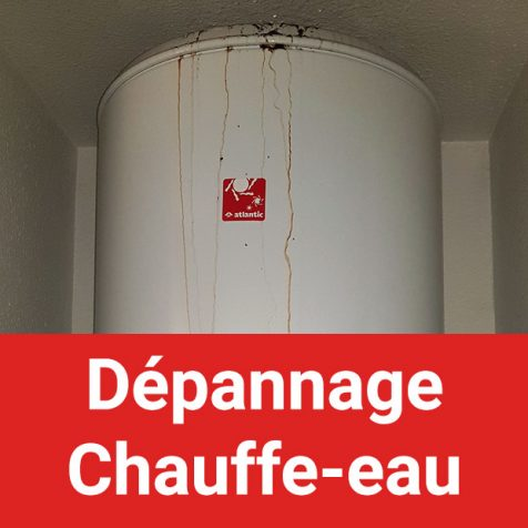 depannage chauffe-eau vienne