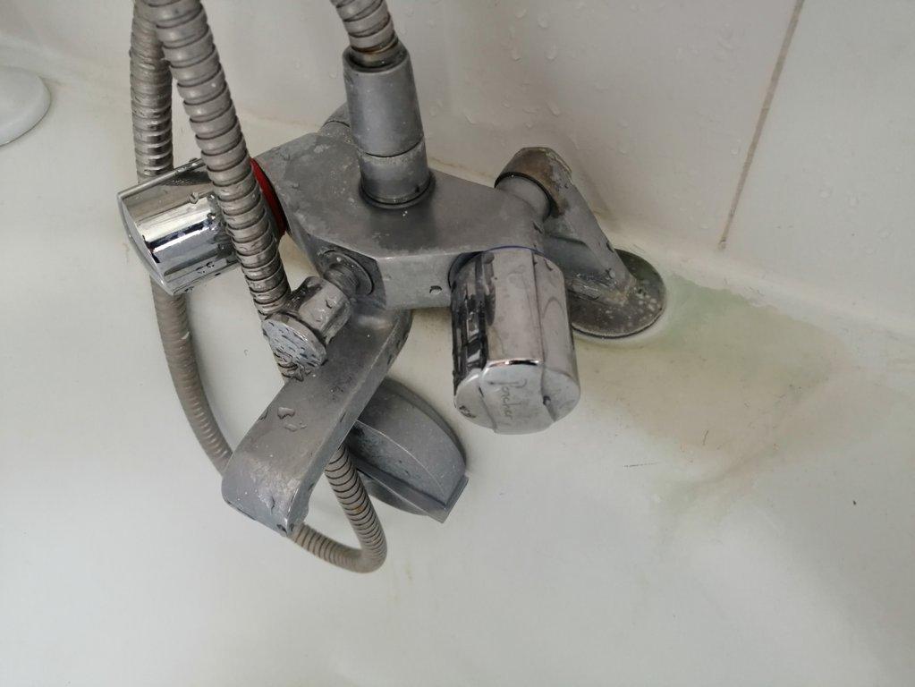 rénovation robinet
